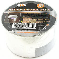 2 X 16 Ft Aluminum Foil Tape Hvac Ac Heating Sealing Shield
