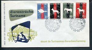 Suriname FDC E24_  1 M, blanco ;