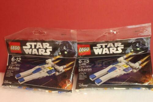 LEGO POLYBAG STAR WARS U-WING FIGHTER 30496 NEW IN BAG 2017