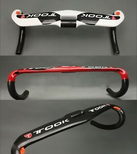 TOOK-Bicycle-carbon-drop-bar-400-420-440-C-C-handlebar-road-mountain-bike-bar