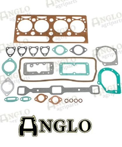 NEW Top Head Gasket Set Massey Ferguson 65 260 765 Perkins A4.203 Tractor Kit
