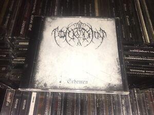 TODTGELICHTER-Schemen-CD-Avant-garde-Black-Metal-A-Forest-of-Stars-Blutmond