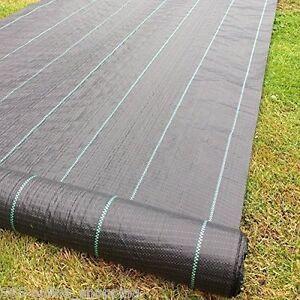 50m pavimento copertura tessuto da esterno giardino ebay - Pavimento da giardino ...