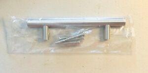 "6"" Stainless Steel T Bar Kitchen Cabinet Door Hardware Pulls Handles Knobs"