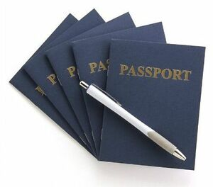 """My Passport Book SET OF 10 BOOKS 4.25""""x5.5"""", 24 pages Hygloss New TEN BOOKS!"""