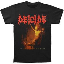 Deicide Men's In The Minds Of Evil T-shirt X-Large Black Rockabilia