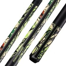 Rage RGCG Green Poison Oak Camo Camouflage Pool Cue Billiards w/ FREE Shipping