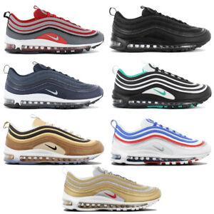 Details zu Nike AIR MAX 97 Herren Fashion Sneaker Schuhe Freizeit Turnschuhe Sportschuhe