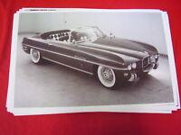 1954 Dodge Fire Arrow Convertible Show Car 11 X 17 Photo Picture