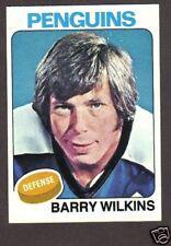 1975 Topps Barry Wilkins #148 Hockey Card