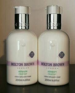 Molton-Brown-Skinpure-Cleanser-2-x-200ml-400ml-Gift-Set