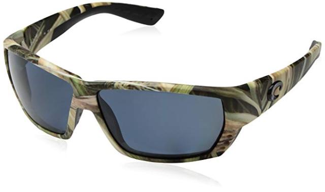 7b7f8b6772 Costa Del Mar Fantail Mossy Oak Square Sunglasses Copper Lens 580P TF65OCP