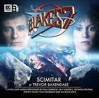 Scimitar by Trevor Baxendale (CD-Audio, 2014)
