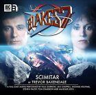 Scimitar by Trevor Baxendale (CD-Audio, 2014)