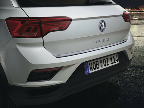 Hayon Chrome T-Roc NEUF 2ga071360 Original VW troc Protection Barre F