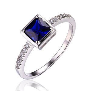 JewelryPalaceDamen-Blau-EINMALIG-Saphir-Ringe-925-Sterling-Silber-Luxus-Geschenk