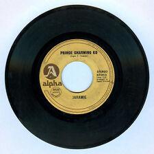 Philippines JARAMIE Prince Charming Ko OPM 45 rpm Record