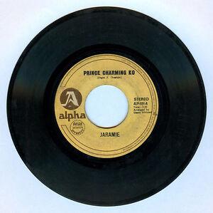 Philippines-JARAMIE-Prince-Charming-Ko-OPM-45-rpm-Record