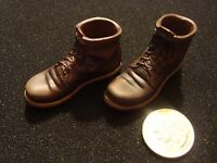 Vts 1/6 Nightmare Stalker Aiden Pearce Boots With Pegs -- Us Seller --