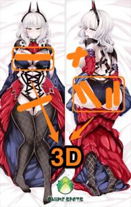 High School d d Rias Gremory HS031 Anime Dakimakura 3D body pillow case cover