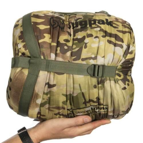 Snugpak Sleeper Expedition Basecamp Ops Sleeping Bag Military Camping 4 Season
