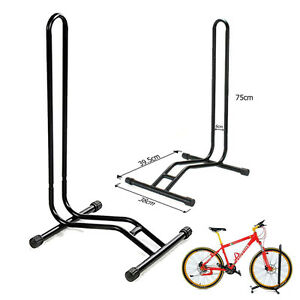 Large-Bike-Storage-Rack-Floor-Stand-For-Fix-Cycle-Bicycle-Garage-Outdoor-NEW