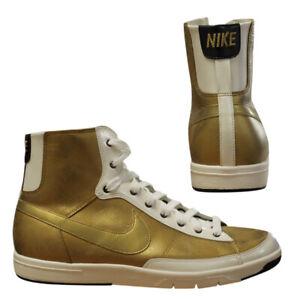 Convocar Sin sentido Es decir  Nike Blazer Mid Plus 2007 de cuero para mujer Vintage Rara entrenadores  318223 771 D2 | eBay