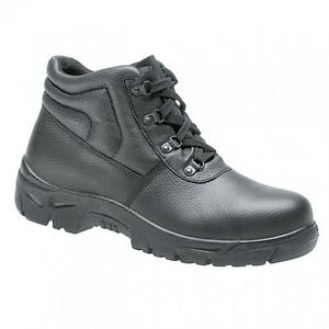 MENS-STEEL-TOE-SAFETY-WORK-INDUSTRIAL-LEATHER-CAPPED-ANKLE-PADDED-BLACK-BOOTS