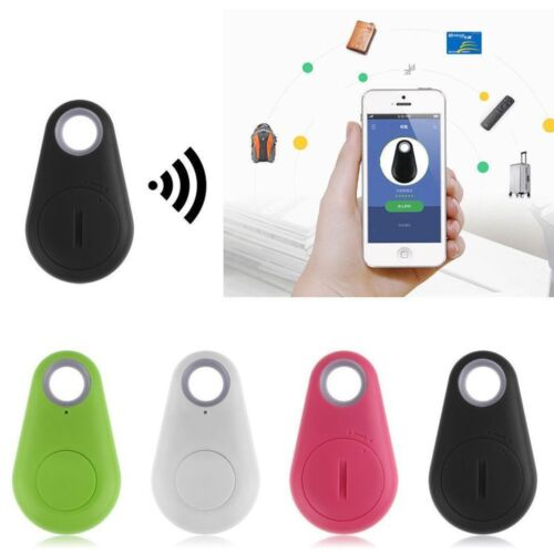 2 X Anti-lost Alarm Key Finder Dog Locator Smart Tag Child Bluetooth GPS Tracker