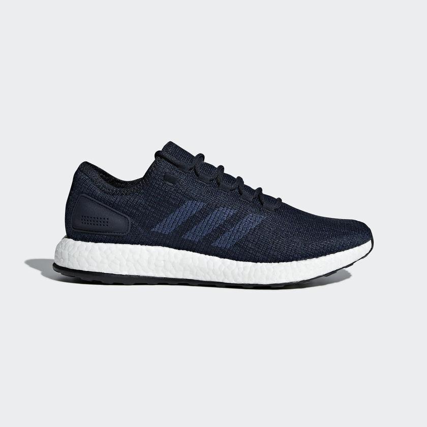 Adidas Pureboost Zapatos para hombres corriendo Collegiate Navy