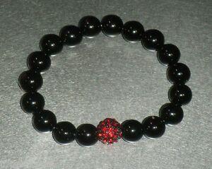 Shamballa-Bracelet-Beads-Lucky-Charm-Football-Good-Arm-Band