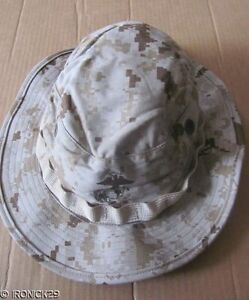 b5d081de54639 Image is loading New-USMC-Camo-Boonie-Hat-Cap-Desert-Digital-