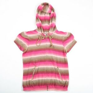 Image is loading Vintage-JUICY-COUTURE-Towel-Velour-Hooded-Jacket-Womens- a134cc17c5