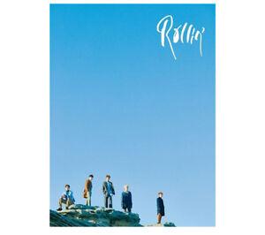 B1A4-Rollin-039-7th-Mini-Album-Blue-Ver-CD-PhotoBook-PhotoCard-KPOP-Sealed