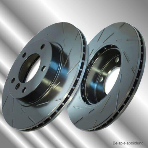 EBC Black-Dash Sport-Bremsscheiben für Nissan USR1117 278x10mm hinten Mit ABE