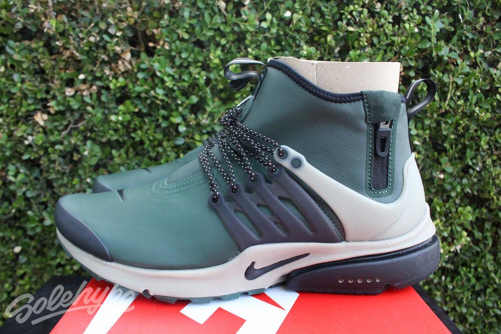 NIKE AIR MID PRESTO UTILITY Homme  Chaussures de sport pour hommes et femmes