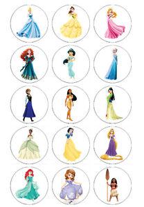 12 Per Casa, Arredamento E Bricolage Disney Principessa Sofia The First Commestibile Glassa Decorazioni Tortiere