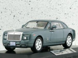 ROLLS ROYCE Phantom Coupe - 2008 - darkgreymetallic - IXO 1:43