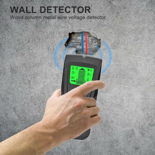 3in1 AC Stud Finder Metalldetektor Leitungssucher Kabelfinder Metall WandScanner