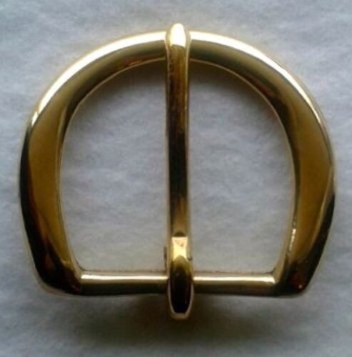 "1-1//4/""  Solid Brass belt buckle"