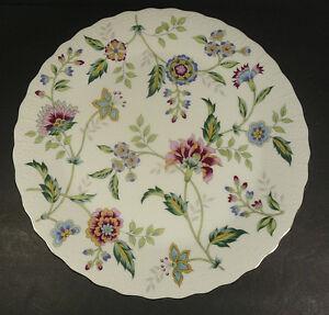 Andrea By Sadek Buckingham Footed Cake Plate Stand Ebay