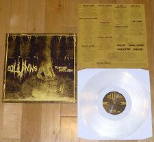COLUMNS Please Explode LP CLEAR VINYL /100 dying fetus.mastodon.origin.relapse