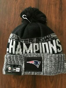 New England Patriots New Era Super Bowl LIII Champions Parade Knit ... d2e01754e894