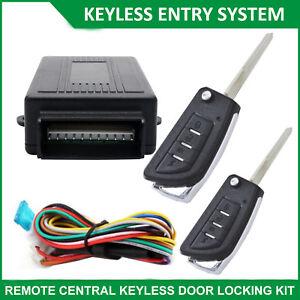Universal-Car-Auto-Keyless-Entry-System-Upgrade-Door-Remote-Central-Locking-Kit