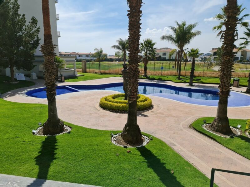 Suite Amueblada En Renta Hotel Camino Real Angelopolis