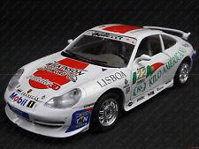 BURAGO 1:24 1997 PORSCHE 911 CARRERA GT3 RACING REPLICA MODELLO RACE CAR
