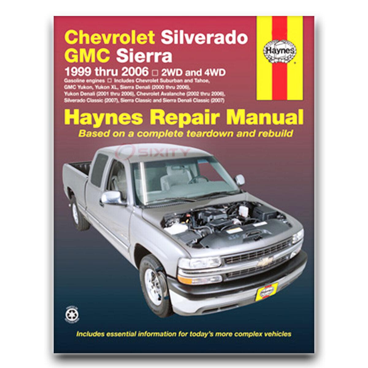 Diagnostic, Test & Measurement Tools Haynes Repair Manual 24051 ...