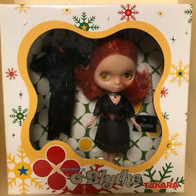 Petite Blythe Rouge Noir Takara Tomy New HTF From Japan Free Shipping