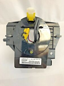 2009 jeep patriot oem clock spring wire harness 56046532ar ebayimage is loading 2009 jeep patriot oem clock spring wire harness