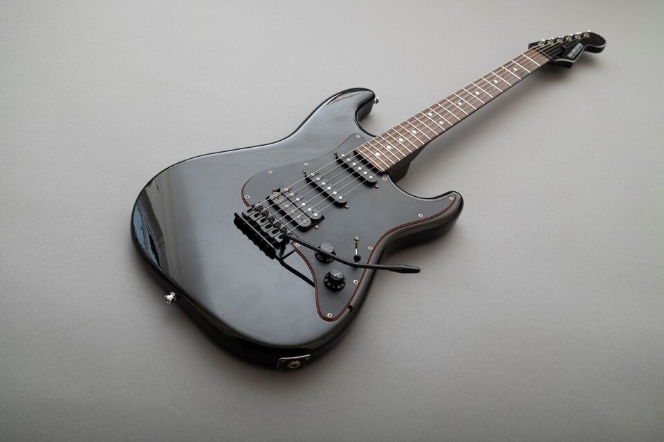 Elguitar, Tokai Super Edition 1986